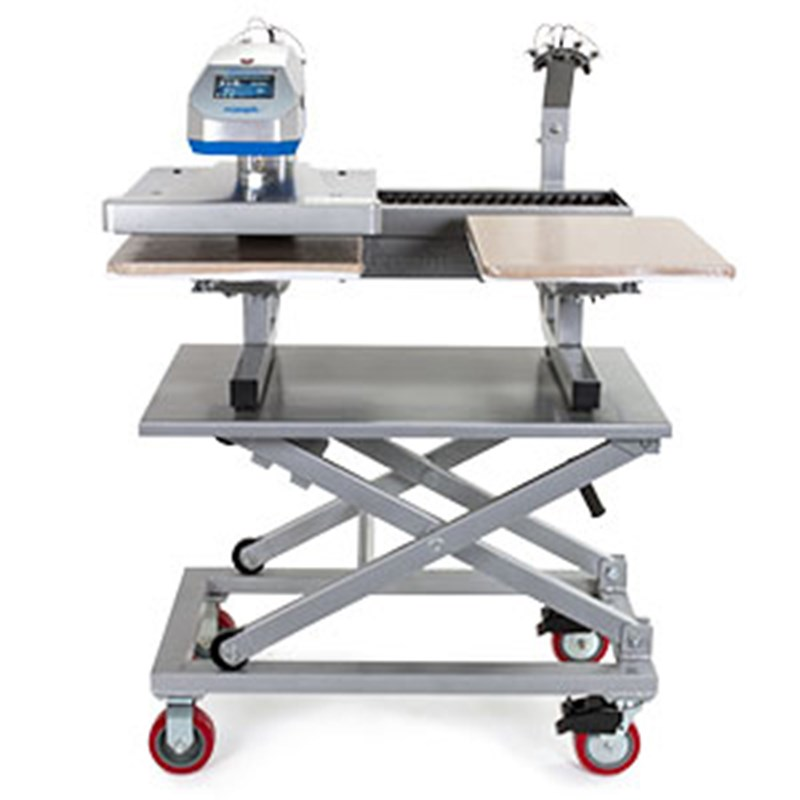 Picture of Heat Printing Equipment Cart
