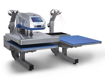Picture of Hotronix® Dual Air FUSION IQ® Heat Press