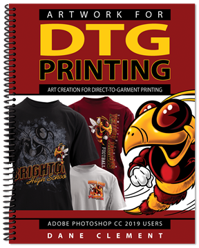 Picture of Artwork for DTG Printing