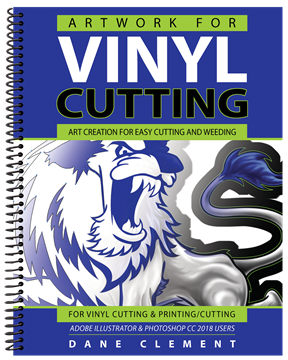 Picture of Artwork for Vinyl Cutting Training book - Adobe