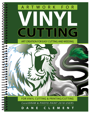 Picture of Artwork for Vinyl Cutting Training Book - Corel